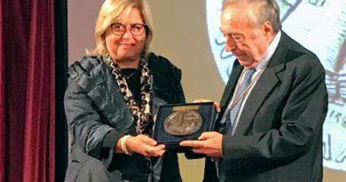 A Luisi il premio Biblionumis 2018