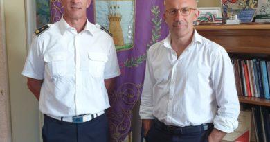Conversano,nuovo comandante della Polizia Locale