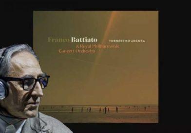 """Franco Battiato torna con l'album """"Torneremo ancora"""" dal 18 ottobre"""