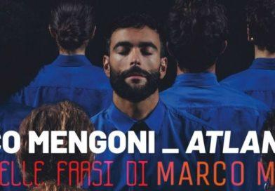 """""""Atlantico"""",  il nuovo album di Mengoni"""