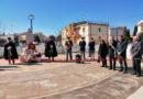 Commemorazione del 15° anniversario della morte dell'Agente Scelto della Polizia di Stato Giuseppe Cimarrusti a Conversano.